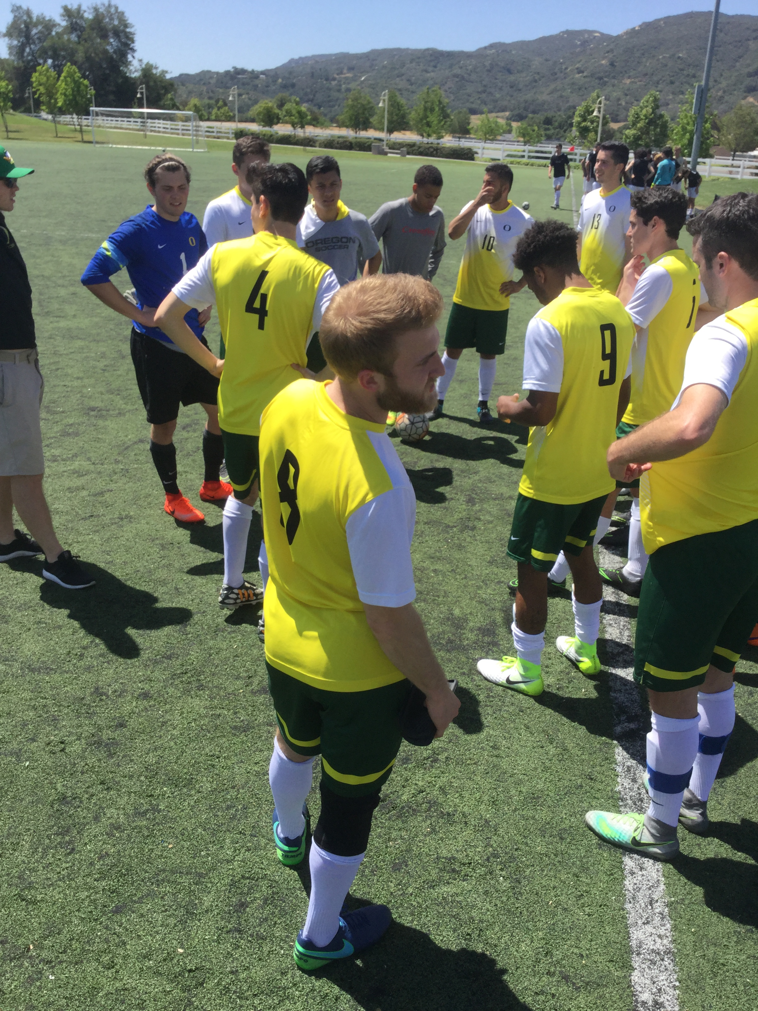 Northwest College Club Soccer League